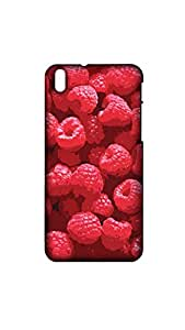 Multicolor Floral Pattern Mobile Case/Cover For HTC Desire 816
