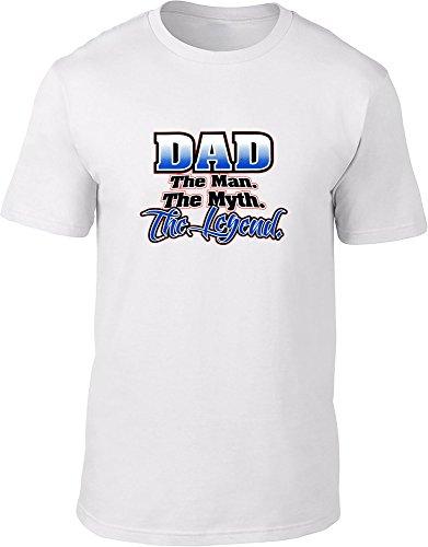 Dad The Man The Myth The Legend Maglietta da uomo