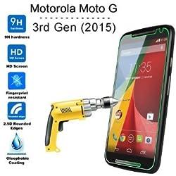 Phonokart Tempered Glass for Moto G3
