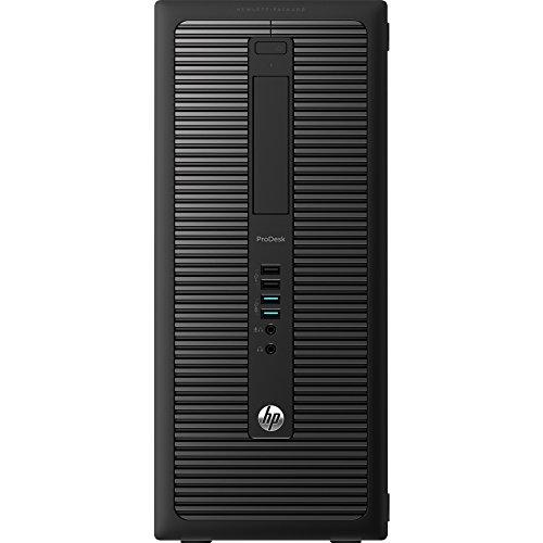 Hewlett Packard HP K1k48ut#aba ProDesk 600 G1 Micro Tower Desktop Computer, Intel Core I3-4160 3.6GHz, 4GB DDR3, 500GB HDD, DVD-Writer, Intel HD4400 Graphic, USB3.0, VGA/DisplayPort, Windows 7 Professional 64bit