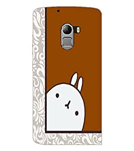 PrintDhaba Cartoon D-5489 Back Case Cover for LENOVO VIBE X3 c78 (Multi-Coloured)
