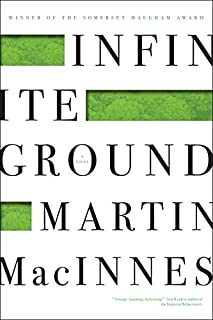 Book Cover: Infinite Ground