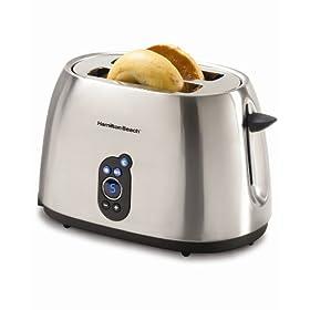 Digital 2 Slice Toaster