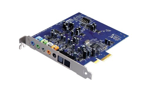 Review Of Creative SB1040 Sound Blaster X-Fi Xtreme Audio PCI-E Sound Card