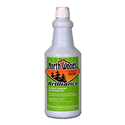 North Woods Brilliance - Glass & Mirror Cleaner (Pack of 24)