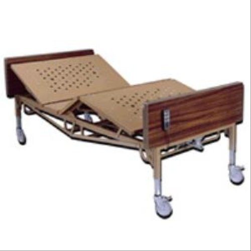 Drive Bariatric Super Heavy Duty Full Electric Bed : Bed With Foam Mattress And 1 Pair T Rail