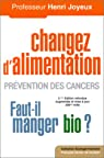 Changer d'alimentation : Pr�vention des cancers