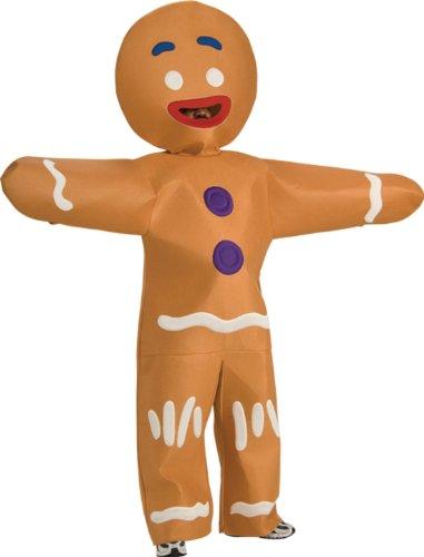 R889768 (std large) Gingerbread Man From Shrek