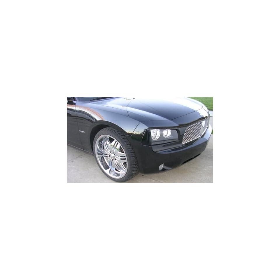 Side Marker Overlay Decals 2006+ Dodge Charger (Color on