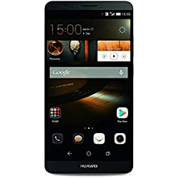 Huawei Ascend Mate 7 Smartphone (6 Zoll (15,2 cm) Touch-Display, 16 GB Speicher, Android 4.4 ) obsidian black