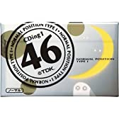 TDK オーディオカセットテープ(ノーマル) CDing1 46分 [CD1-46U]
