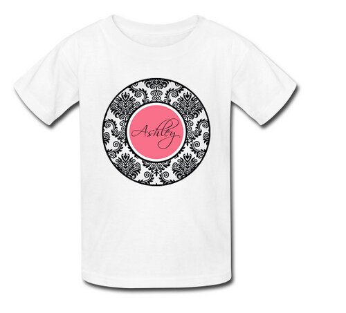 Dress Shirt Monogram