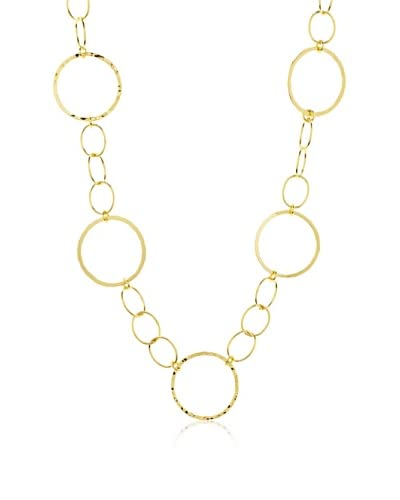 Argento Vivo Interlocking Circles Necklace As You See