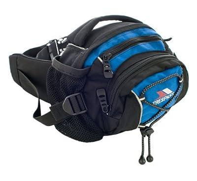 Travel Adventure Travel Waist Utility Cargo Bum Bag Money Day Pack Rucksack Hip Belt Holster  by Tresspass