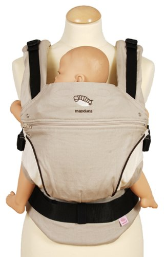 Manduca Baby Carrier sand (new style)