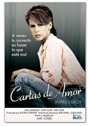 Love Letters ( My Love Letters ) ( Passion Play ) by Jamie Lee Curtis
