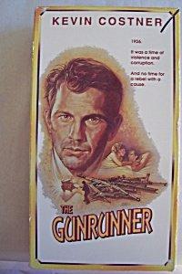 The Gunrunner [VHS]