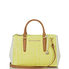 Small Lincoln Satchel<br>Limelight La Scala Color Block