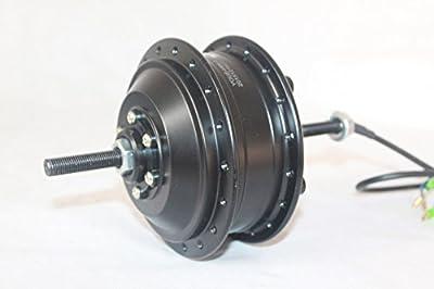 24V 36V 48V 250W Electric Bike Rear Wheel Hub Motor Electric Bicycle Brushless Hub Spokes Motor Electric Hub Motor With Flywheel