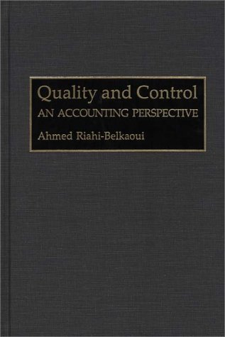 Quality and Control: An Accounting Perspective