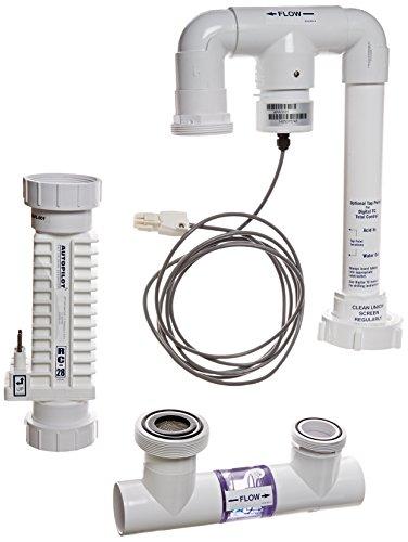 AquaCal Autopilot DNP2 Digital Nano Plus 220-volt Salt Chlorine Generator, 28000-Gallon (Auto Chlorine compare prices)