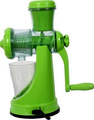 Kinshuk Enterprises - Apex Hand Maker Heavy Plastic Fruit & Vegetable Multi Juicer -Colour Maybe Vary - Sold By...