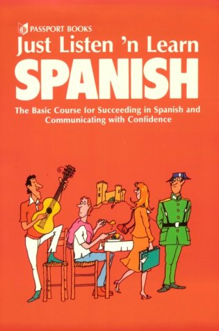 Just Listen and Learn Spanish: For Beginners
