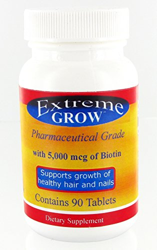 Extreme Grow Hair Growth Formula All Natural Guaranteed!