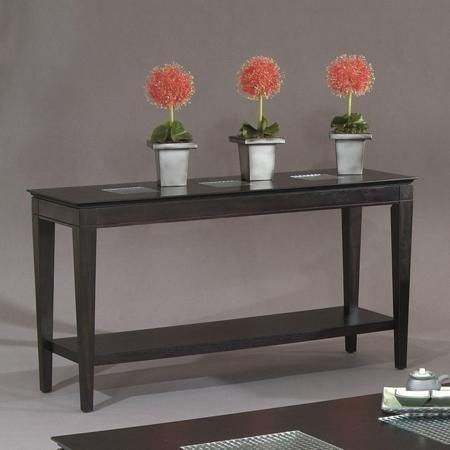 Cheap Mocchiato Console Table in Dark Cappuccino (T1216-400)