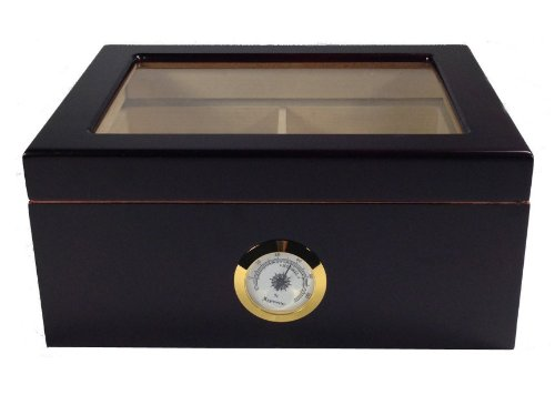 Top Quality Cigar Humidor Mahogany Finish