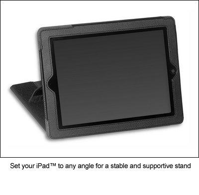 ZooGue iPad V2 Case Genius for iPad