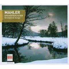 Mahler, G., Orchesterlieder