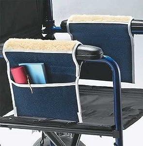 Wheel Chair Bag / Walker Side Pouch - Pair