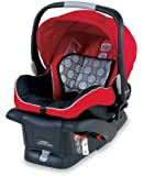 Britax B-Safe Infant Car Seat, Red (Prior Model)