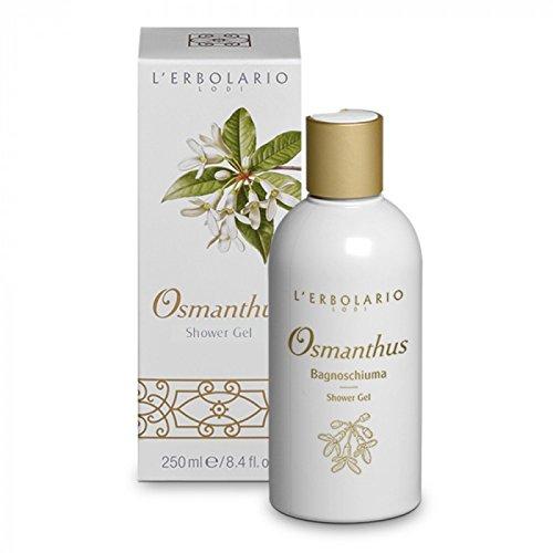 L 'erbolario Osmanthus per bagno/doccia gel 250ml