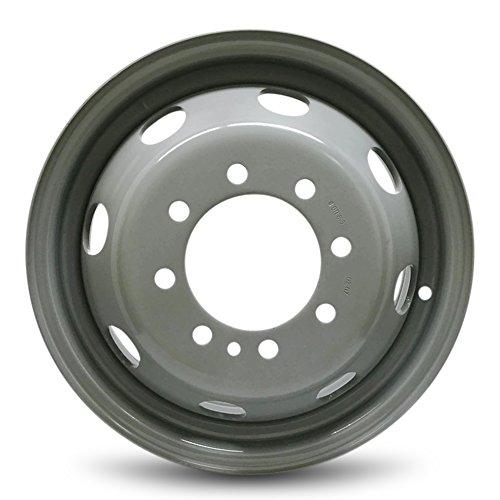 92-07 Ford E350 Dually Van 16x6 8 Lug Steel Wheel/16