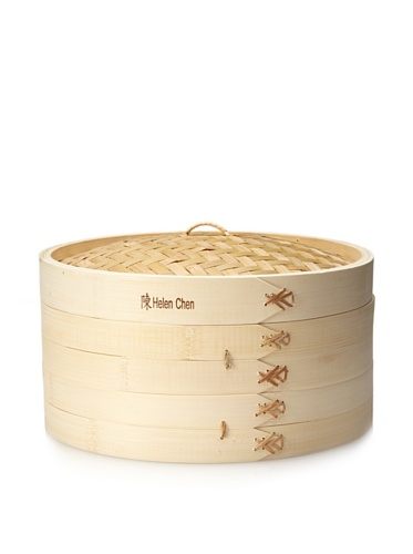 Helen Chen s Asian Kitchen Bamboo Steamer