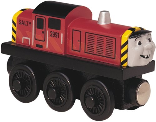 Thomas And Friends Wooden Railway - Salty