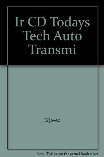 Ir CD Todays Tech Auto Transmi