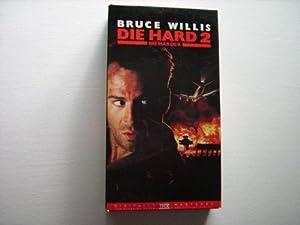 Die Hard 2:Die Harder [VHS]