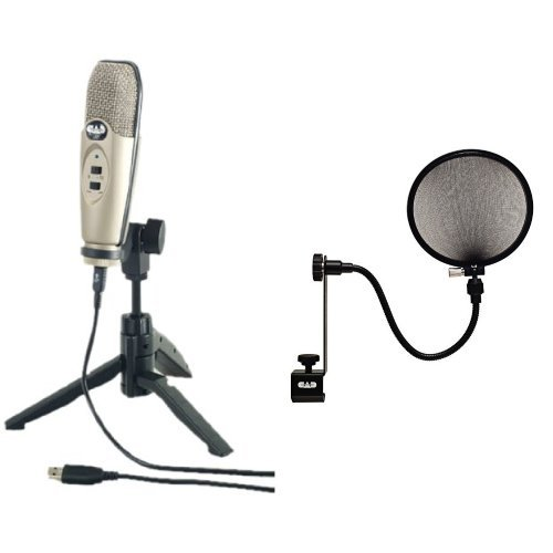 CAD-U37-USB-Studio-Condenser-Recording-Microphone
