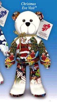 LT CHRISTMAS EVE VISIT - Christmas Bear - 1