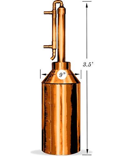5 Gallon Copper