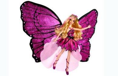 Barbie Mariposa Magic Wings Mariposa Doll