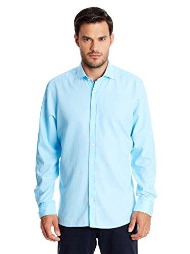 hackett-london-delave-textured-weave-giacca-da-uomo-blu-blau-turkisblau-l