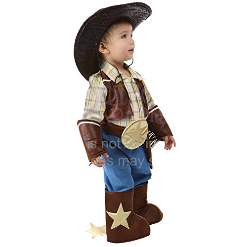 Brendans Cowboy Toddler/ Boy Costume