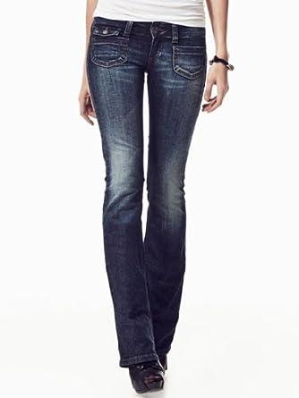 only damen flared jeans ebba jeans denim gr 34 36. Black Bedroom Furniture Sets. Home Design Ideas