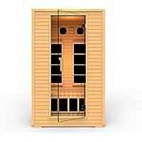 JNH Lifestyles Vivo 2 Person Far Infrared Sauna