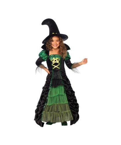 Leg Avenue Storybook Witch Girls Costume