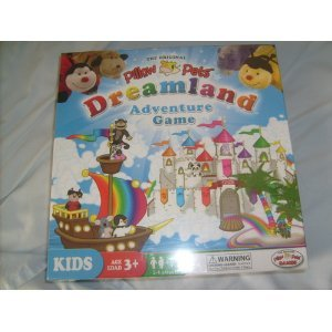 Pillow Pets Dreamland Adventure Game - 1